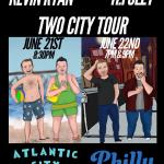 H. Foley and Kevin Ryan's Two City Tour!