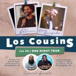 Los Cousins: Stand Up Comedy and Music